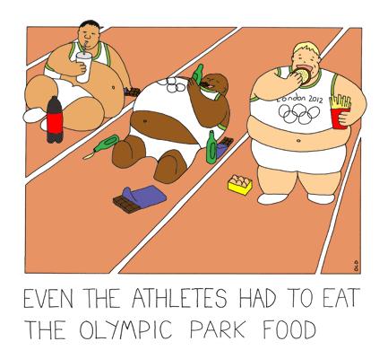 オリンピック選手に学ぶダイエットの秘訣