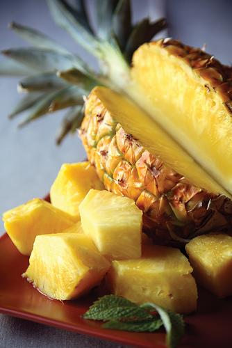 美肌、ダイエット、便秘解消の強い味方!酵素たっぷりのパイナップル