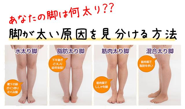 やっていた部活動別、足が太くなる原因と対応ダイエット法。1週間で脚痩せ!