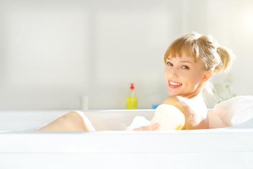 長風呂は実はNG!美肌づくりのための正しい入浴